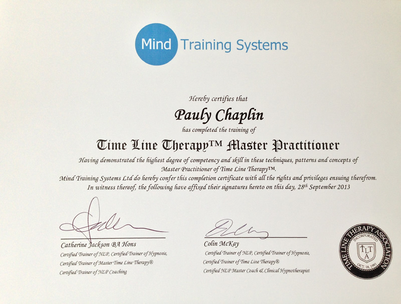 A Perfect Mind Certification
